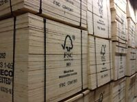 trade prices on plywood fast delivery 01923 255827