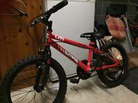 """Apollo Outrage Bike 18"""" Wheels"""