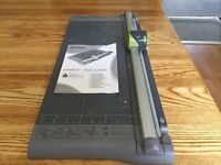 OFFICE STATIONERY EQUIPMENT- OR JUST FOR HOME USE - REXEL SMARTCUT - PAPER TRIMMER-PLUS OTHER ITEMS