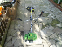 ***Petrol Grass Trimmer, used twice***