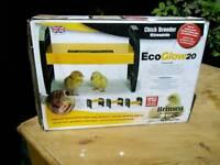 Brinsea eco glow 20 chickbrooder warmplate