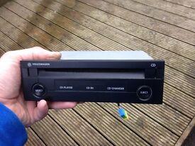 CD player for VW Golf mark 4. Or polo, Passat, etc