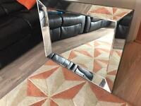 Large Glass Mirror