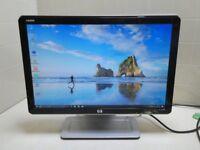 HP 19 inch widescreen monitor