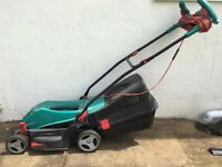 Bosch Rotak 370 ER Lawnmower for sale. In very good condition