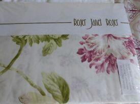 Janet Reger single duvet cover and pillowcase