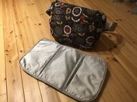 Baby bag ( changing/nappy bag)