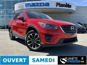 2016 MAZDA CX-5 AWD GT CUIR BOSE MAGS DÉMARREUR