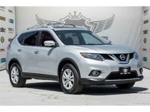 2015 Nissan Rogue SV~360 CAMERA~7 PASS~PUSH TO START~SUNROOF