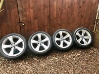 "BMW 20"" Alloy Wheels, X6, X5, E60, E61 Alloys"