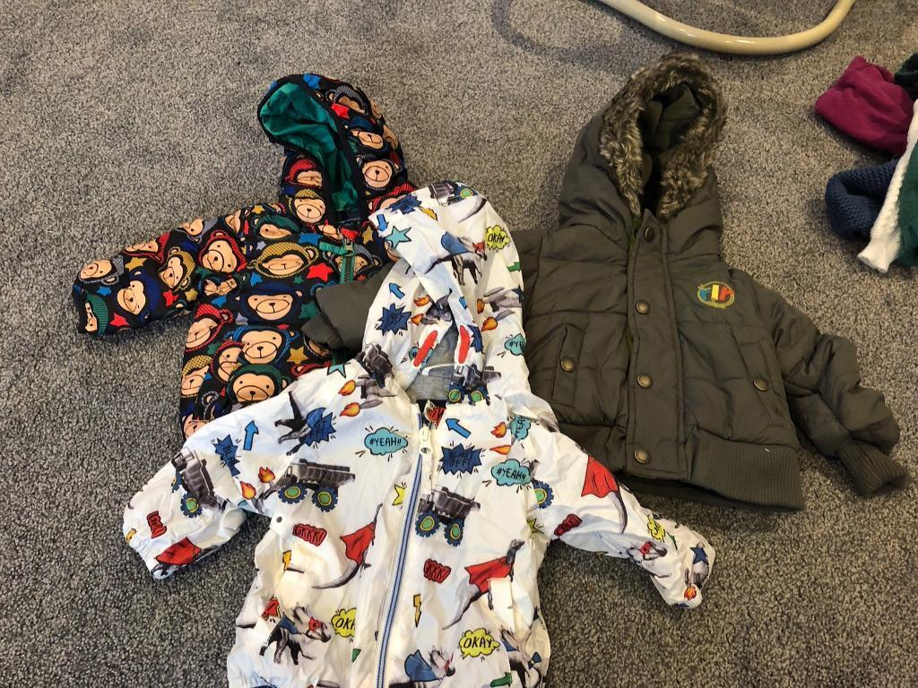 5d22a4674 Baby boys coats age 3-6 months | in Sunderland, Tyne and Wear | Gumtree