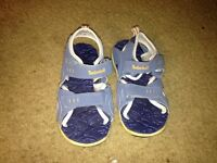 Infant Timberland sandals