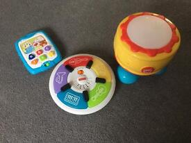 Baby toys - musical