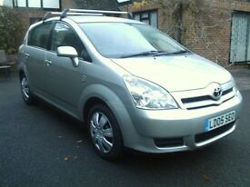 TOYOTA VERSO 2005 7 SEATS 82000 MILES WITH HISTORY