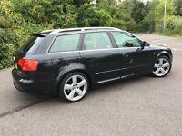 Audi A4 Avant S Line 2000cc Petrol 96Kw (130Hp)
