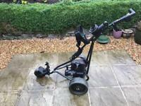 Powakaddy electric golf buggy for sale