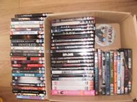 Various DVD's (Mainly Horror) For Sale