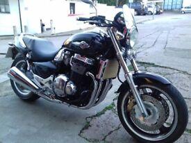 Honda 1300cc X4 Mussel Bike