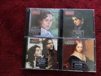 REDUCED - AUDIO BOOKS by the BRONTE SISTERS