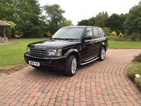 Range Rover sport hse automatic diesel (must see)