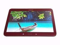 Samsung Galaxy Tab 3 10.1 Inch 16GB Wi-Fi Tablet - RED BOXED