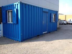 Cabins and Containers bought