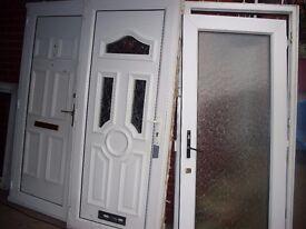 2 upvc doors to clear