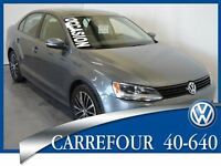 2013 Volkswagen Jetta 2.0L Comfortline Mags+Toit Ouvrant Manuell