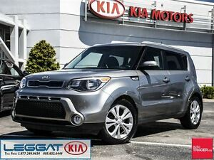 2015 Kia Soul EX - One Owner, No Accident, Alloys, Heated Seats