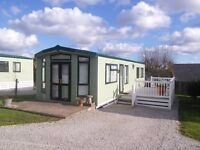 Fantastic Static Home near Truro City Centre - 5* site open all year round - UNDER OFFER