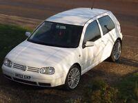 VW GOLF GTI 2.0 £1495