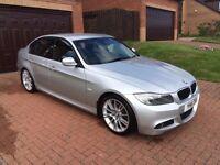 BMW 320D M SPORT 184