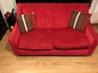 DFS deluxe double sofa bed