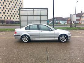 2005 BMW 320D – Diesel, Low Miles, FSH, 1 OWNER, MOT & TAXED