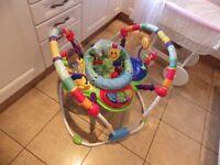 Baby Einstein Friends Activity Jumper