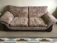 Used sofa , very good condition, seats up to four people