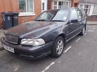 1999 VOLVO V70 SE ESTATE..12 MONTHS MOT..AUTOMATIC..FULL LEATHERS