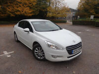Peugeot 508 E-HDi SR Semi-Automatic Diesel 0% FINANCE AVAILABLE