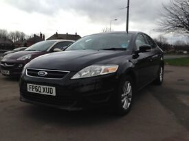 2011 Ford Mondeo Black 1.8 TDCI Diesel slight cosmetic damage hence price! See pics! BARGAIN!!