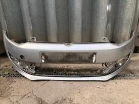 Vw polo 2009 2010 2011 2012 2013 2013 front bumper for sale