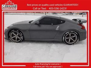 2011 Nissan 370Z NISMO Edition FINANCING AVAILABLE!