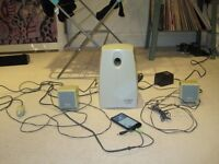 2.1 Speaker System 2 Satellite Speakers + Subwoofer Cambridge Soundworks FPS1500