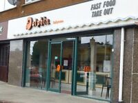 RETIREMENT SALE OF LONG ESTABLISHED FISH AND CHIP SHOP AND SANDWICH BAR
