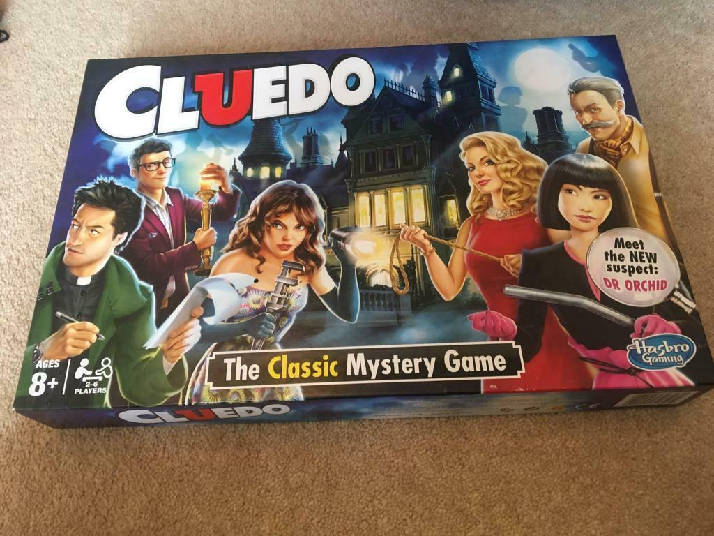 Christmas Board Games 2019.Clyde New Board Game In Adel West Yorkshire Gumtree