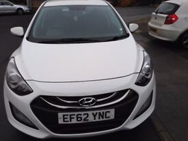 HYUNDAI i30 CAT C WITH MANY NEW PARTS ONLY 31000 MILES