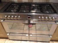 Stoves 1100 Sterling, gas range cooker