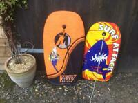 Bodyboards (x2) £4 for both