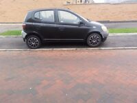 Toyota Yaris 1.0 ltr cheap and cheerful