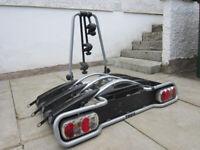 Thule tow ball mount bike carrier