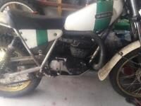 Ossa mar 250cc sold